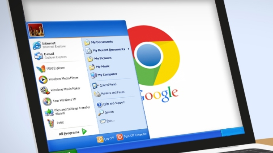 Google-Chrome-Windows-XP